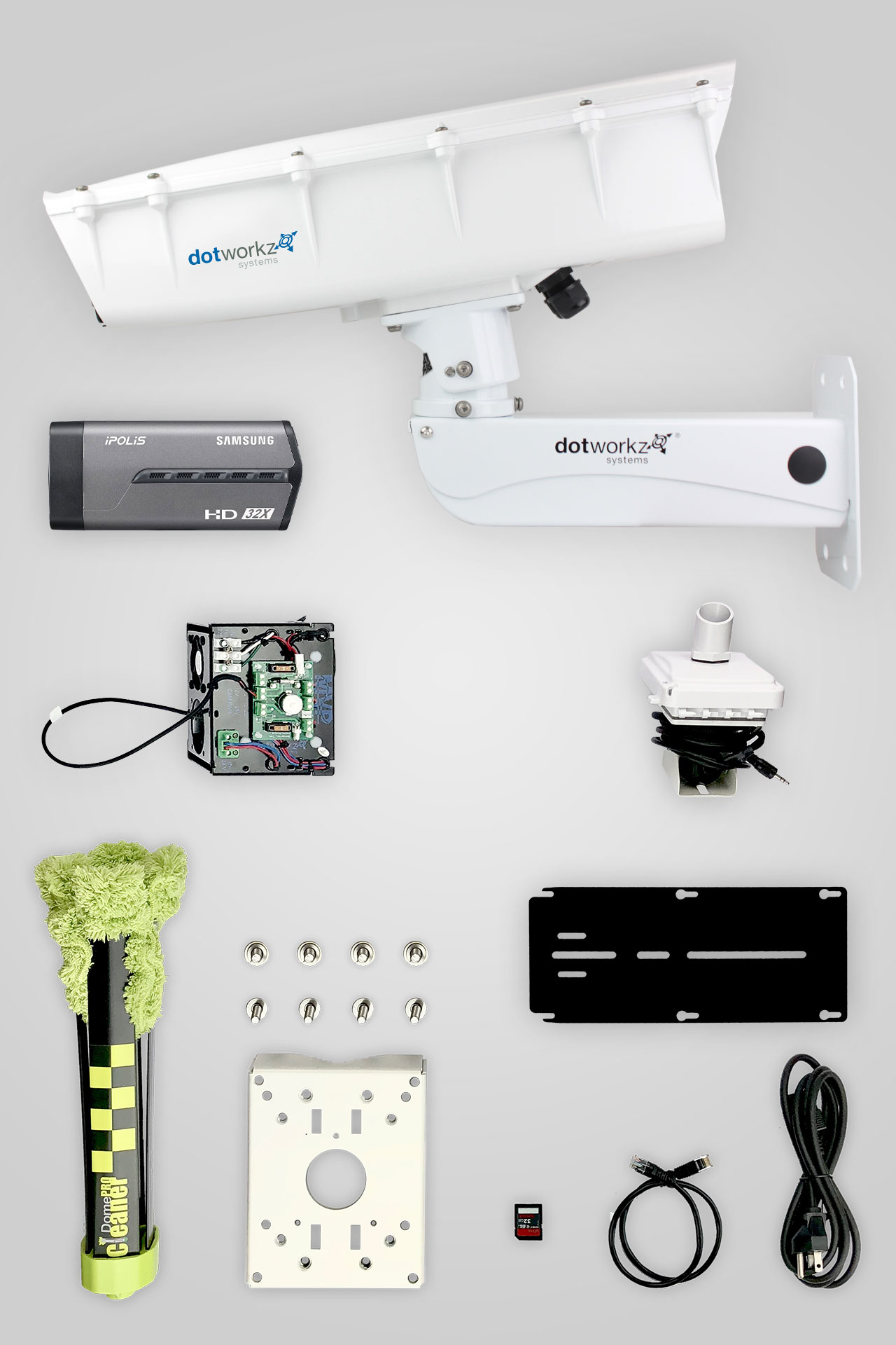 Beach Weather Live Long Range IP Camera Package