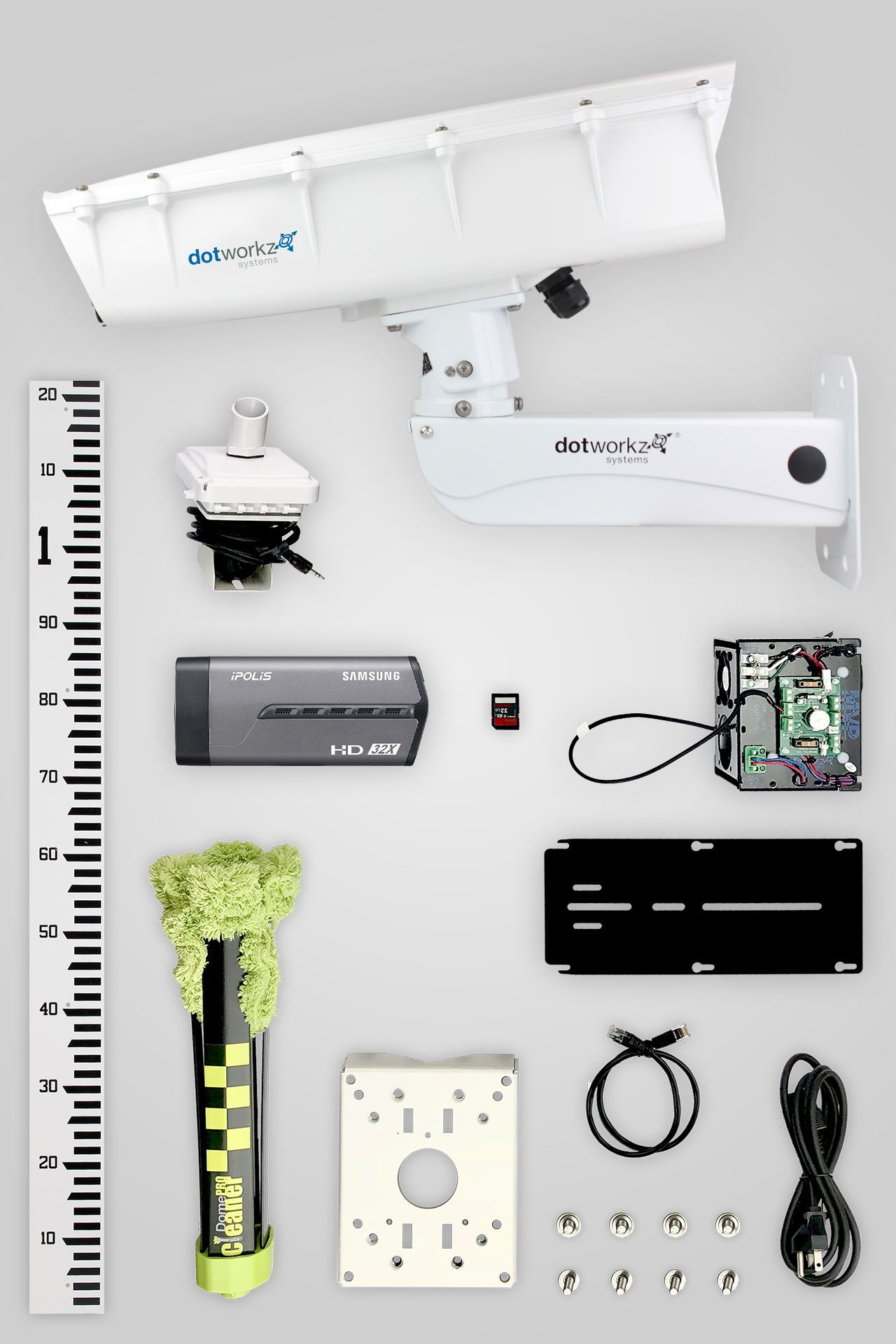 Research Monitoring Fixed Camera Hardware Package
