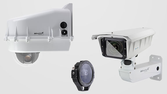 Construction Site Live Cameras - Jobsite Hardware in Long Range, Wide Angle, or PTZ Cameras