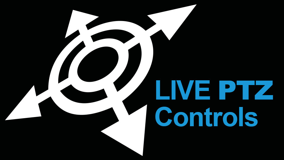 LIVE Camera Features - Robotic Controls