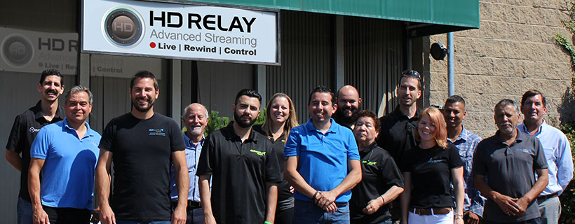 hd relay 2018 group photo