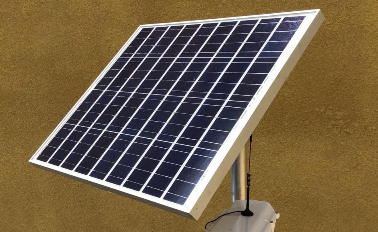 90 watt Solar Panel