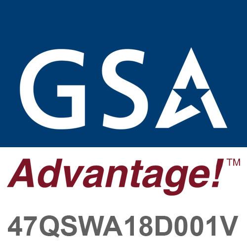 gsa advantage logo 47QSWA18D001V