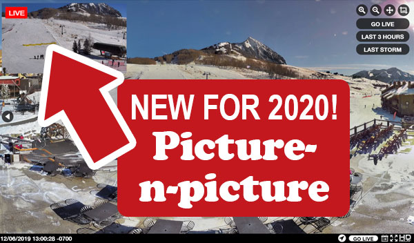 New for 2020 - Picture-n-picture
